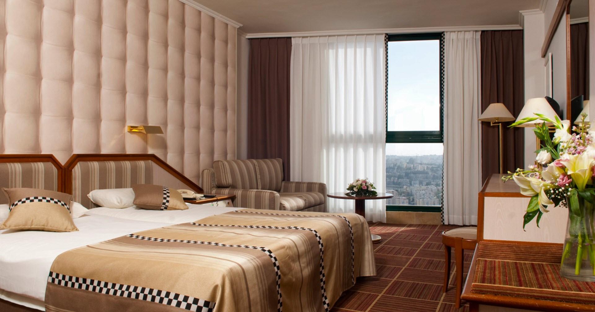 מלון בירושלים - מלון שלום ירושלים